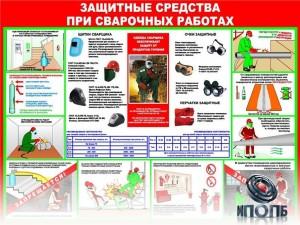 Инструкция по охране труда электрогазосварщика