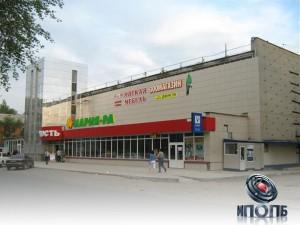 Барнаульский ТЦ закрыли за нарушение требований пожарной безопасности